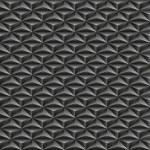 Dark 3d pattern. — Stock Vector