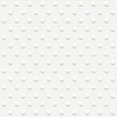 White texture, seamless background — Stock Vector