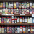 Sweet shop display — Stock fotografie