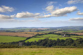 Cornish landscape — Stock Photo
