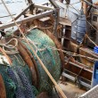 Stock Photo: Fishing nets