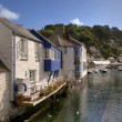 Stock Photo: Polperro Harbour