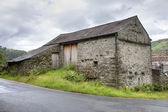 Bank Barn, Cumbria — Stock Photo