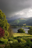 Grasmere, Cumbria — Stock Photo