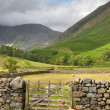 Wasdale Head, Cumbria — Stock fotografie