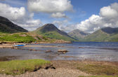 Wast Water, Cumbria — Stock Photo
