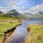 Wast Water, Cumbria — Stock Photo