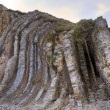 Jurassic rock formation — Stockfoto