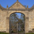 Stock Photo: Gatehouse at Chipping Campden