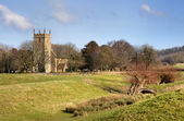Cotswold church — Stock Photo