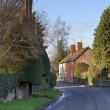 Shropshire village — Stock Photo