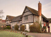 Tudor house, England — Stock Photo