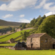 Stock Photo: Gunnerside, Yorkshire