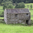 Yorkshire field barn — Stock Photo
