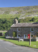 Yorkshire Dales cottage — Stockfoto
