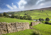Yorkshire Dales, England — Stock Photo