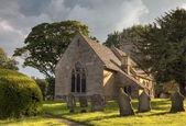 Cotswold церковь — Стоковое фото