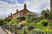 村舍花园英格兰 — 图库照片