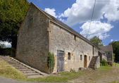 Cotswold barn — Stockfoto