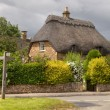 Thatched cottage — Foto Stock