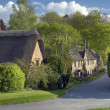 Broad Campden, Cotswolds — 图库照片