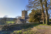 Cotswold church — Foto Stock