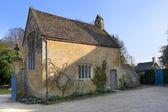 Cotswold chapel — Stock Photo