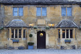 Cotswold building facade — Stock Photo