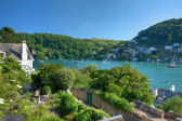 Dartmouth in Summer, Devon, England — Stock Photo