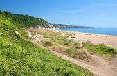 Slapton Sands, Devon — 图库照片