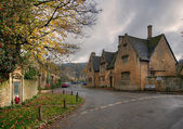 Stanton village, Cotswolds — Stock Photo