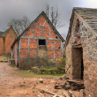 Stock Photo: Farm buildings, England