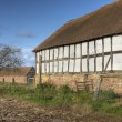 Stock Photo: Shropshire barn