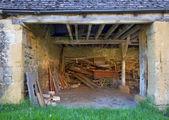 Traditional farm building — Stockfoto