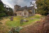 什罗普郡教会 — 图库照片