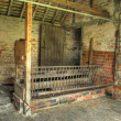 Stock Photo: Old stable