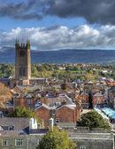Ludlow, Shropshire — Stockfoto