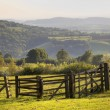 Worcestershire landscape — Stock Photo