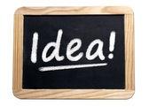 Gute idee inspiration — Stockfoto