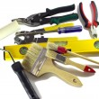 Stock Photo: Hand tools