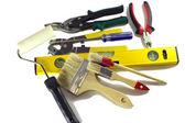 Hand tools — Zdjęcie stockowe