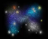 Galaxie — Stock vektor
