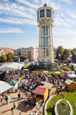 Festival in Siofok, Hungary — Stock Photo
