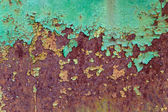 Old rusty metal surface grounge background — Stock Photo