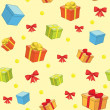 Vector decorative background for holiday  — 图库矢量图片