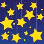 Stars sky — Stock Vector #35924599