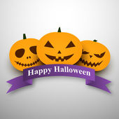 Halloween1 — Vector de stock