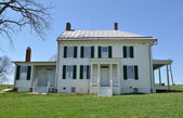 Civil War House - Antietam National Battlefield, Maryland — Stockfoto
