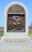 Irish Brigade Monument - Antietam National Battlefield, Maryland — Stock Photo