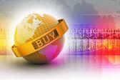 Concetto di e-commerce — Foto Stock
